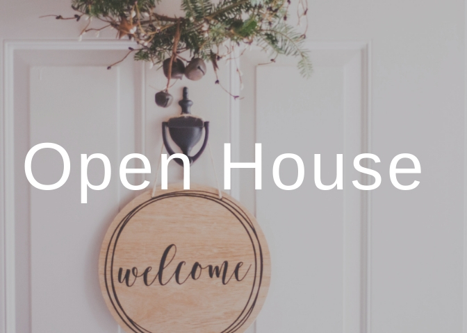 Open House, Whidbey Island